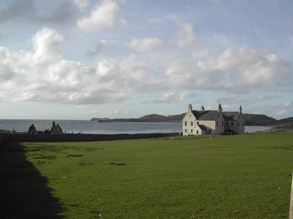 Haus in Durness
