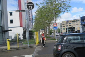 Grenze Basel